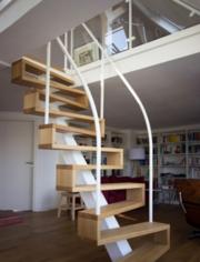 Лестница высокого качества. Гарантия. Замер. 3D проект. Монтаж 1день