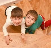 Купить качественную лестницу в дом и порадовать детей и себя легко.Звоните.