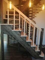 Изготовим лестницу любой формы и размера.Учтем все ваши предпочтения.