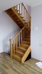 Лестницы из массива дерева по выгодной цене.Собственное производство.Гарантия